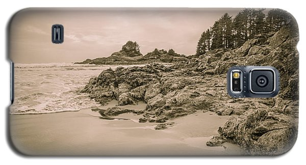Cox Bay Sepia Galaxy S5 Case