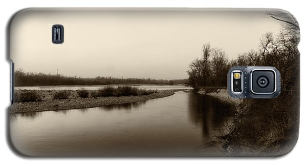 Sepia River Galaxy S5 Case