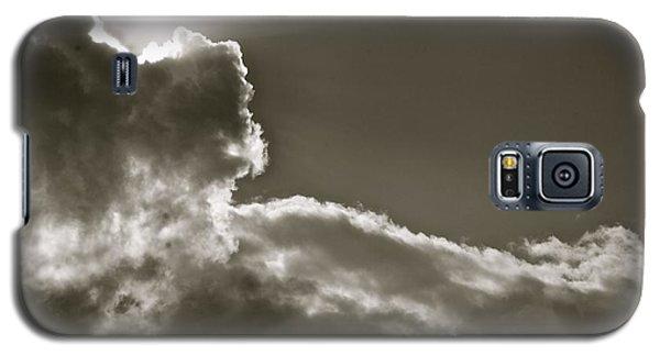 Sepia Sun Ray Galaxy S5 Case