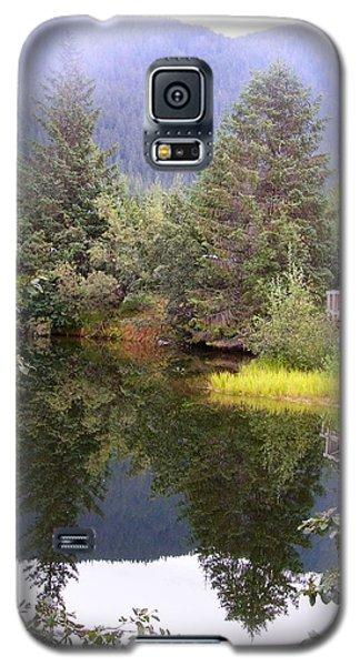 September At The Mendenhall Glacier. Galaxy S5 Case