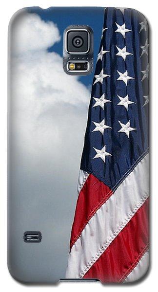 September Flag Galaxy S5 Case