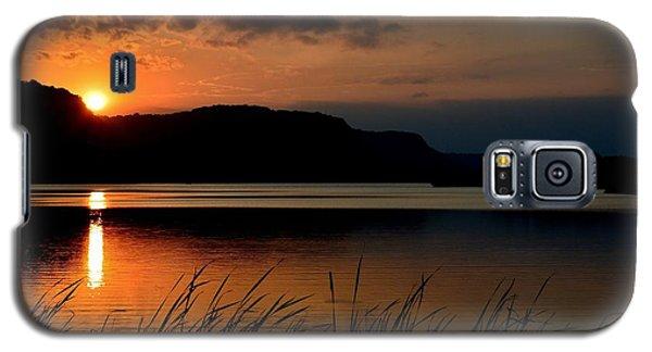 September Sunset Galaxy S5 Case