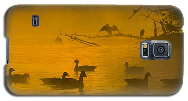 Sepulveda Dam Morning Galaxy S5 Case