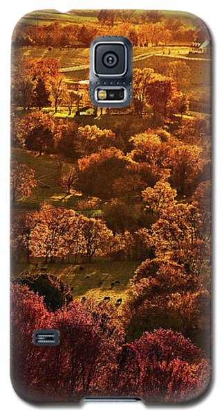 Sequatchie Valley Fall Galaxy S5 Case