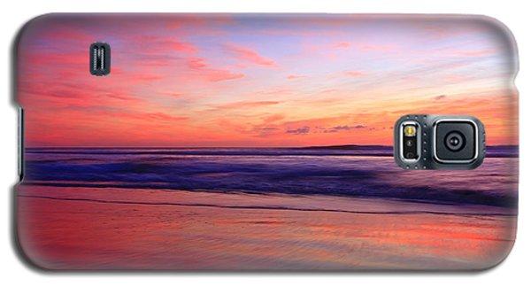 Serene Oceanside Glow Galaxy S5 Case