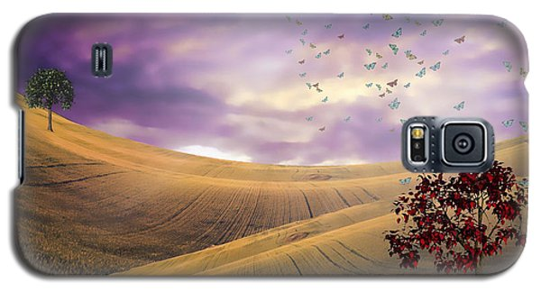 Serene Landscape Galaxy S5 Case by Bruce Rolff