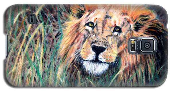 Serengeti Ruler Galaxy S5 Case