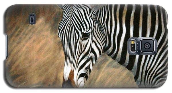 Serengeti Zebra Galaxy S5 Case