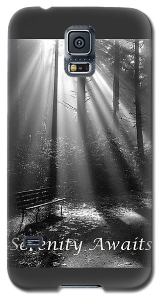 Serenity Awaits Galaxy S5 Case