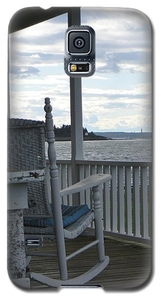 Galaxy S5 Case featuring the photograph Serenity by Jean Goodwin Brooks