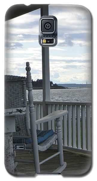 Serenity Galaxy S5 Case by Jean Goodwin Brooks