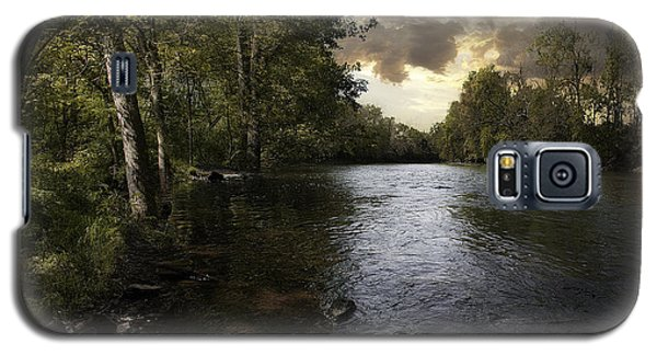 Galaxy S5 Case featuring the photograph Serenity by Lynn Geoffroy