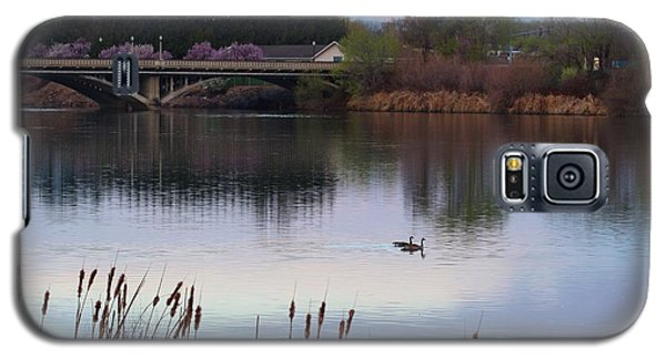 Galaxy S5 Case featuring the photograph Serenity by Lynn Hopwood