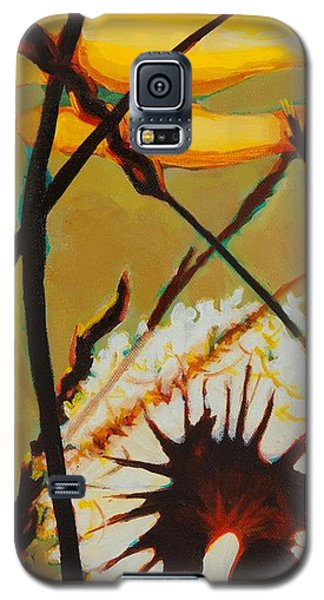 Serenity Of Light Galaxy S5 Case by Janet McDonald