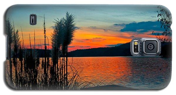 Serenity Orange Galaxy S5 Case