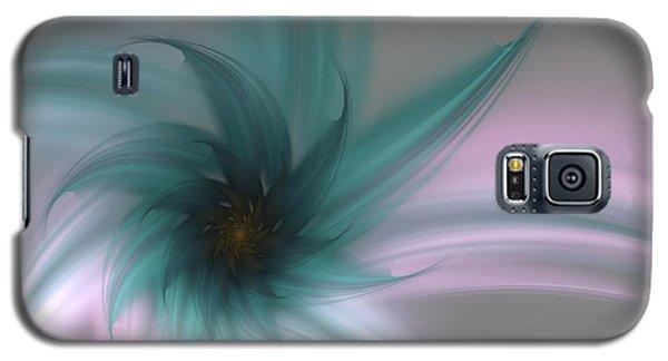 Galaxy S5 Case featuring the digital art Serenity by Svetlana Nikolova