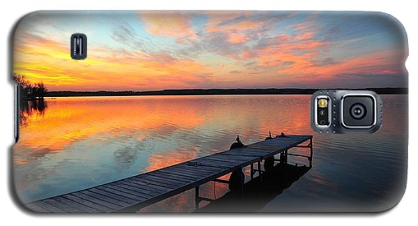 Galaxy S5 Case featuring the photograph Serenity by Terri Gostola