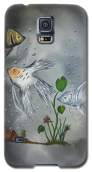 Serenity Galaxy S5 Case by Valorie Cross