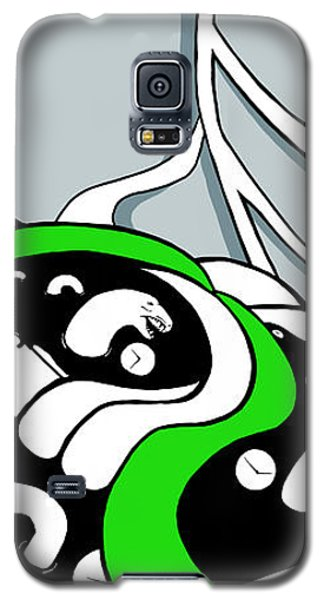 Serpent Of Time Galaxy S5 Case