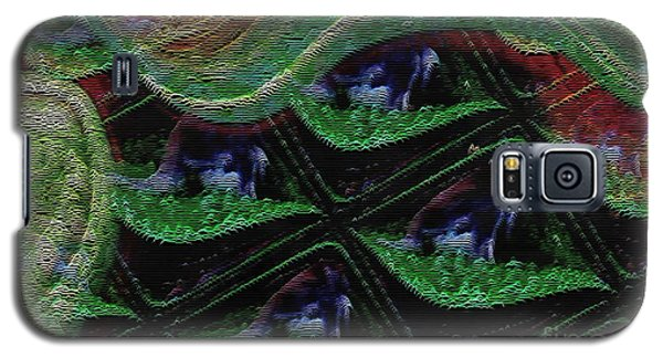 Serpentine Galaxy S5 Case