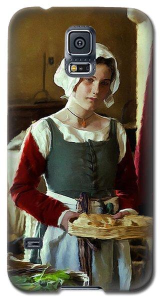 Serving The Bread Galaxy S5 Case by Ian Merton