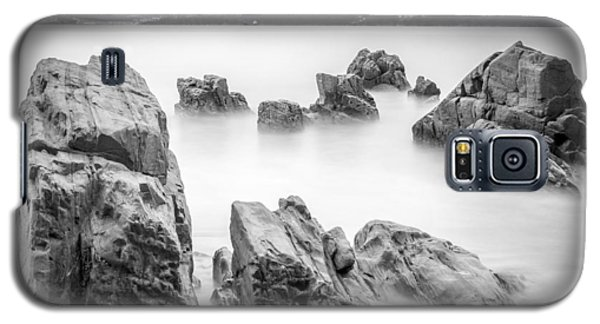 Galaxy S5 Case featuring the photograph Seselle Beach Galicia Spain by Pablo Avanzini