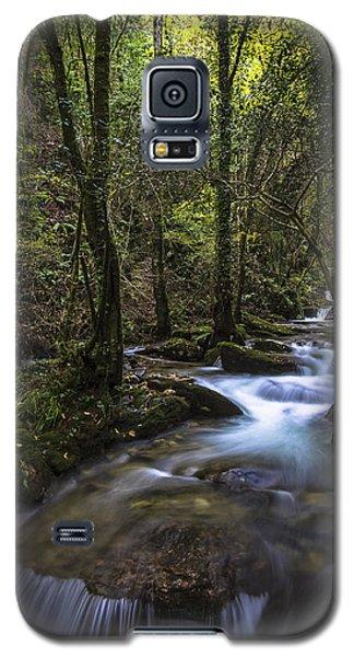 Sesin Stream Near Caaveiro Galaxy S5 Case