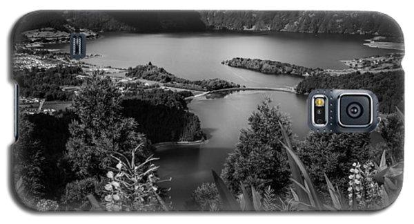 Sete Cidades Lake Galaxy S5 Case
