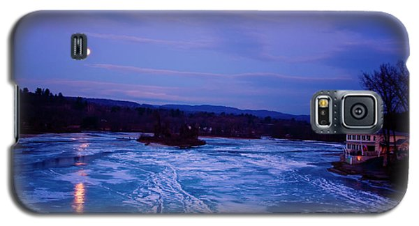 Setting Moon Brattleboro Galaxy S5 Case