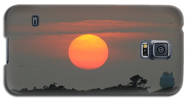 Setting Sun Galaxy S5 Case