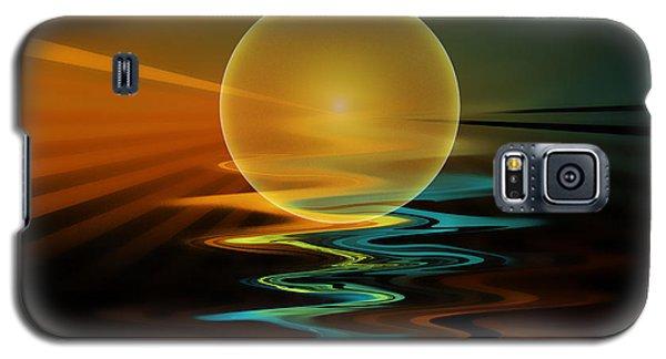 Setting Sun Galaxy S5 Case