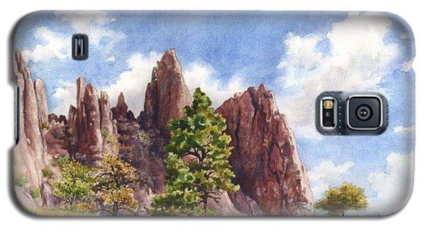 Settler's Park Galaxy S5 Case