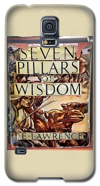 Seven Pillars Of Wisdom Lawrence Galaxy S5 Case