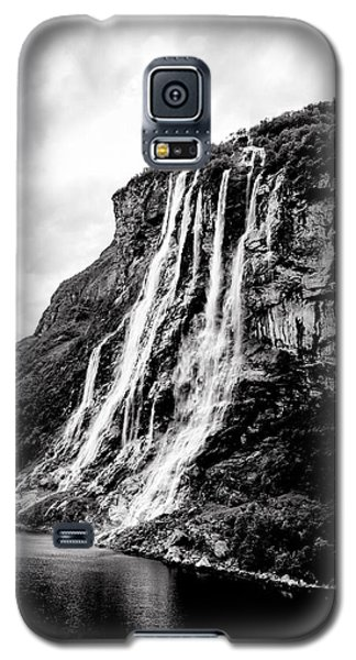 Seven Sisters Waterfall Galaxy S5 Case