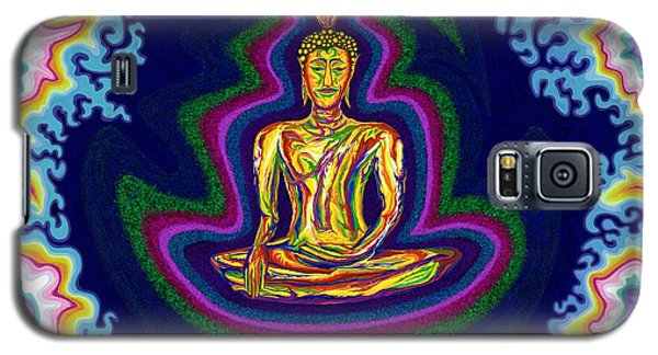 Seventh Heaven Buddha Galaxy S5 Case