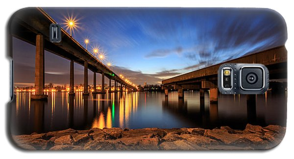 Severn Sky Galaxy S5 Case