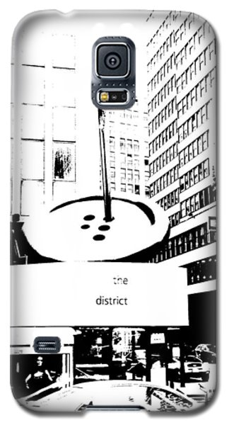 Sew N Sew - Nyc Fashion District Galaxy S5 Case