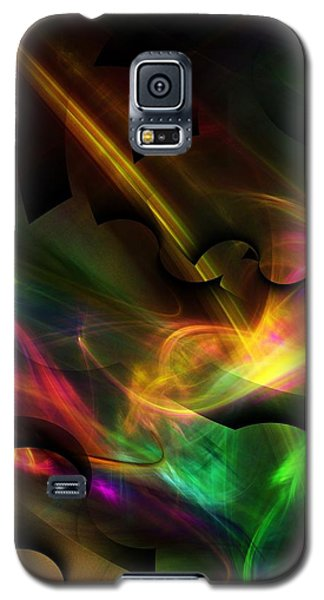 Galaxy S5 Case featuring the digital art Sexual Virtuoso's   by David Lane