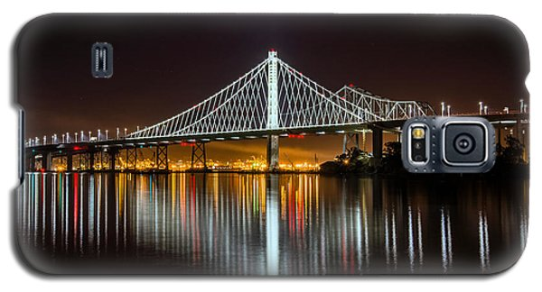 Sf Bay Bridge Galaxy S5 Case