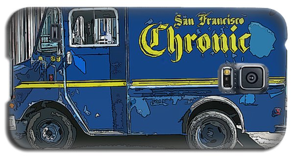 Sf Chronic Truck For Sale Galaxy S5 Case