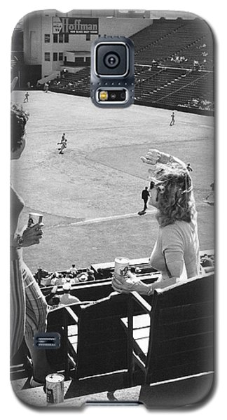 Sf Giants Fans Cheer Galaxy S5 Case