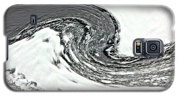 Shades Of Cold Galaxy S5 Case by Debi Dmytryshyn
