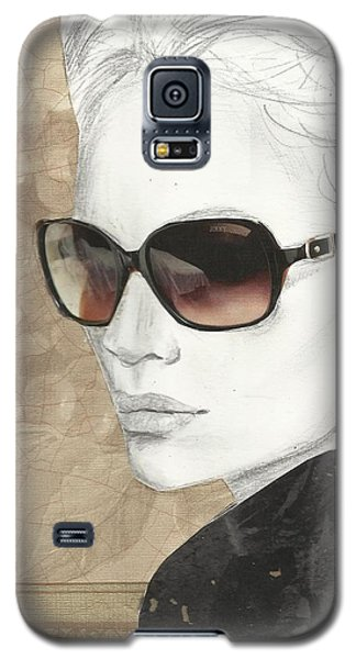 Shades Of Neutrality Galaxy S5 Case by P J Lewis