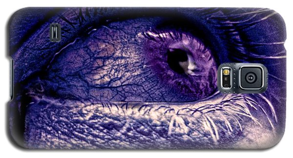 Galaxy S5 Case featuring the painting Shades Of Sympathy by David Mckinney