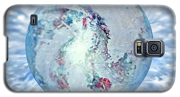 Shades Of Winter Galaxy S5 Case