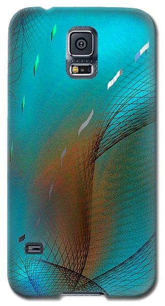 Movement Of Elegance Galaxy S5 Case by Yul Olaivar