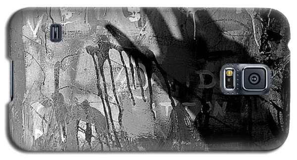 Shadow Abstract Galaxy S5 Case