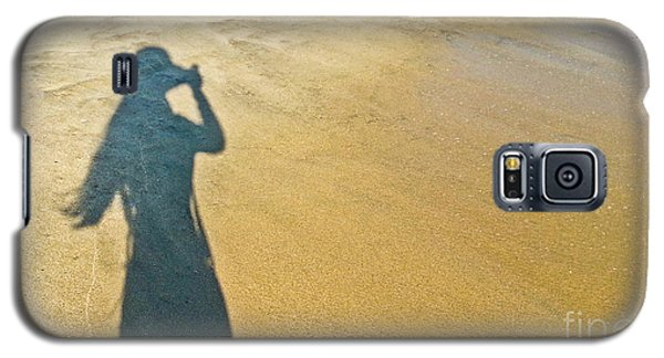 Shadow And Sand Raw Galaxy S5 Case