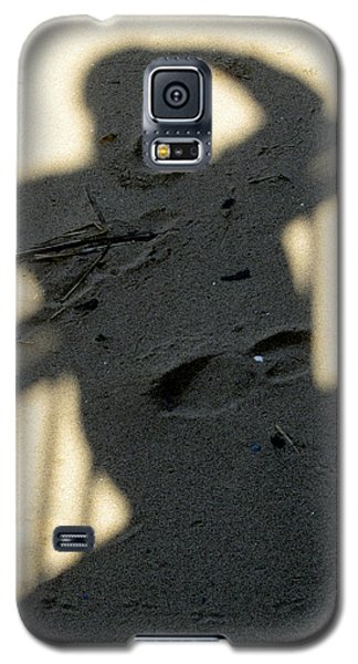 Shadow In The Sand Galaxy S5 Case