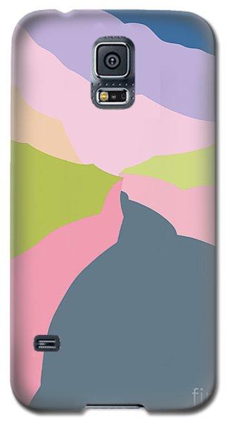 Shadow Of Genie Galaxy S5 Case